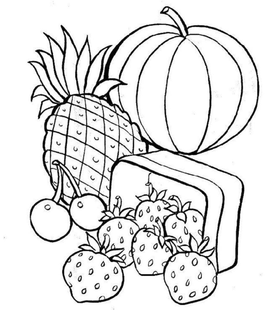 Frutas Y Verduras Imágenes Y Fotos